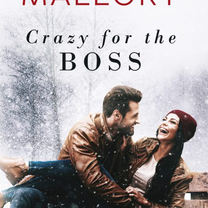 Crazy for the Boss by Ashley Mallory