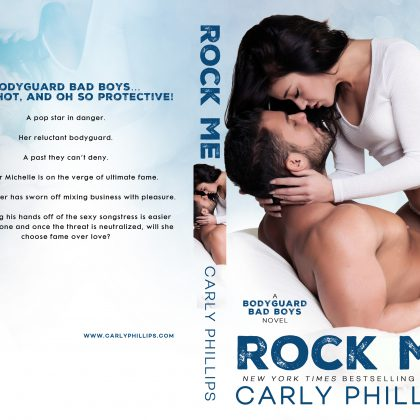 Rock Me by Carly Phillips
