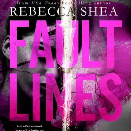 Fault Lines by Rebecca Shea