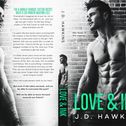Love & Ink by JD Hawkins